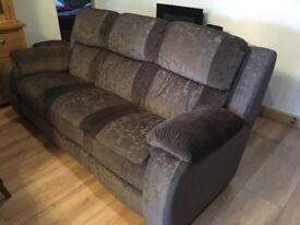 2xHarvey store sofas £500 each