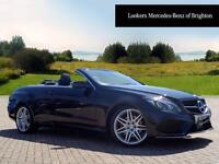 Mercedes-Benz E Class E 350 D AMG LINE EDITION (black) 2016-06-30