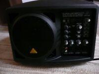 Behringer Eurolive Portable PA 150 Watts B207 Unused