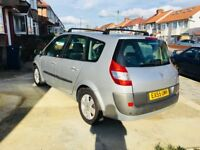Renault Grand Scenic 1.6 VVT 111 Euro 4 Dynamique Hatchback 5d 1598cc, Low Mile 48000, Full service