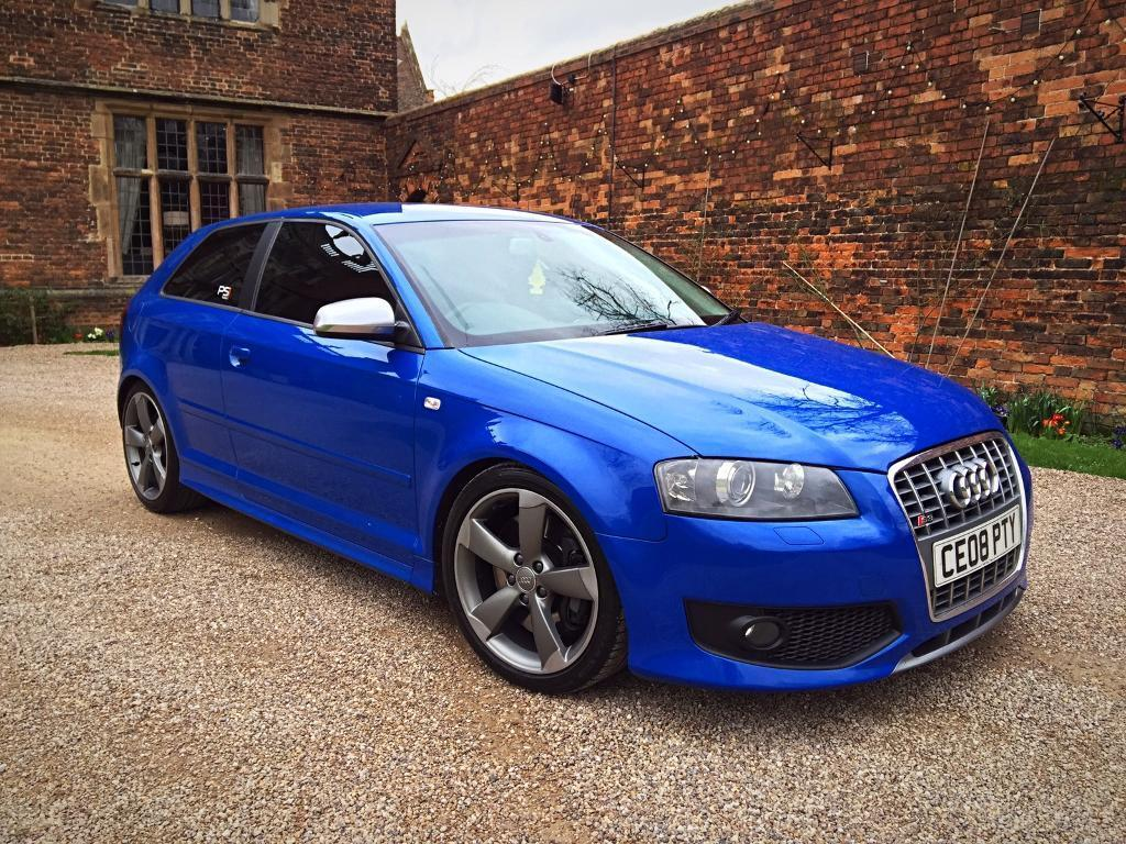 2008 audi s3 2 0 tfsi sprint blue 400bhp stage 2 plus in hodge hill west midlands gumtree. Black Bedroom Furniture Sets. Home Design Ideas