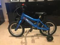 Ridgeback MX14 Aluminium Kids Bike