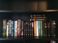 Young Adult Books - 24 books for £10! Including Percy Jackson series, Hunger Games and Twilight...