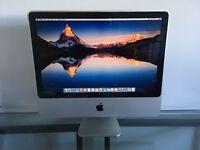 "Apple iMac 20"" *2TB HDD* Core 2 Duo 2GHz - 4GB RAM - OS X El Capitan - Great Condition"
