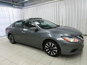 2018 Nissan Altima SV with SUNROOF, ALLOYS, KEYLESS ENTRY AND SO