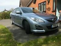 2010 Mazda 6 2.5 sport