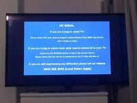 "55"" 4k HDR smart Tv Seiki"