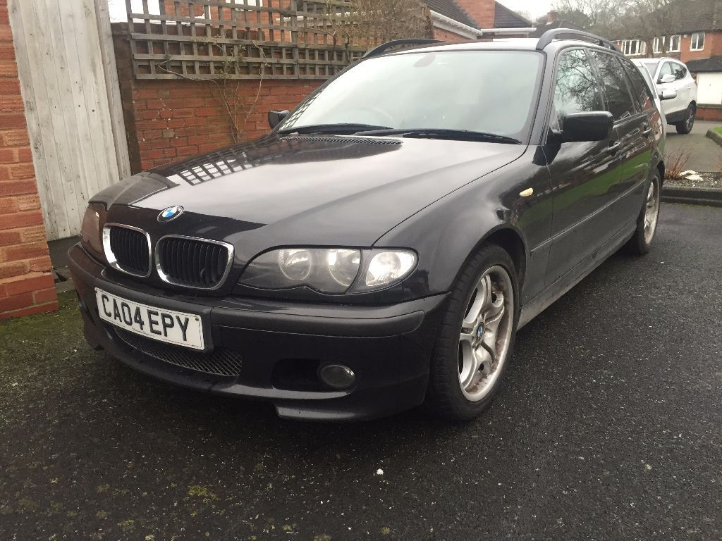 2004 bmw e46 318i m sport touring estate tourer bluetooth mot 39 d in stechford west. Black Bedroom Furniture Sets. Home Design Ideas