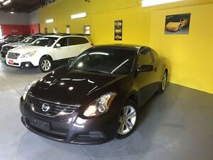 2012 Nissan Altima 2.5 S ~ LEATHER ~ SUNROOF ~ BACK-UP CAMERA ~