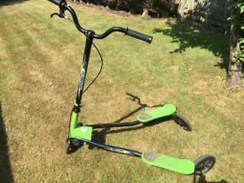 3 wheel Fliker Scooter