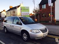 CHRYSLER GRAND VOYAGER 2.8 CRD 2004 automatic.
