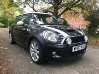 2007 Mini Cooper S - low miles, top spec