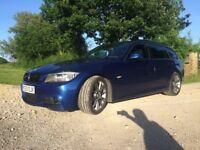 BMW 3 series M-Sport touring