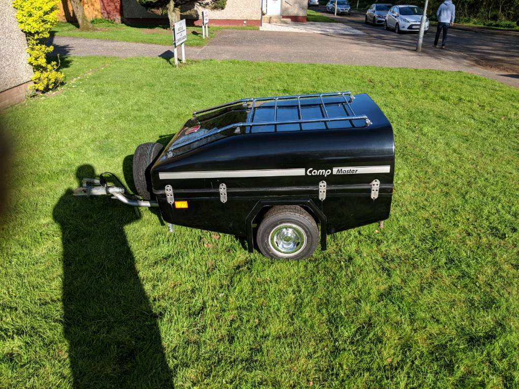 cheaper 58184 526ee Campmaster 4 trailer tent   in Milngavie, Glasgow   Gumtree