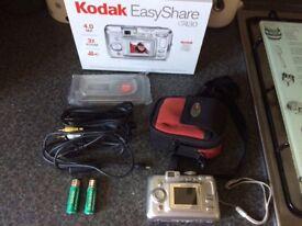 Kodak easishare CX7430 Digital camera