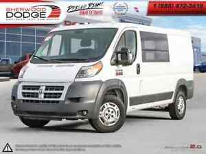 2014 Ram ProMaster 1500 LOW ROOF|V-6|RR CAM|BLUETOOTH|LOW KM