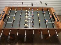 Table football game - sturdy, quality football table set