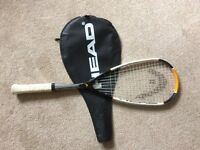 Head Nano Titanium Squash Racket