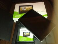 """BOXED newer Acer ICONIA Tab A200 32 GB Tablet - 10.1"""" - Wireless LAN - NVIDIA Teg"""
