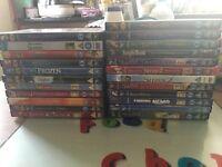 23 Disney dvds
