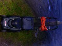 """Lawn King 15""""Electric Lawn Mower"""