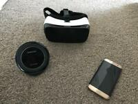 Samsung S7 edge, GearVR and wireless charger