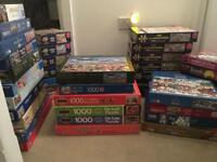46 Jig Saw puzzles