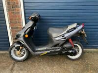 Suzuki 70cc reg as 50cc moped scooter vespa honda piaggio yamaha gilera peugeot