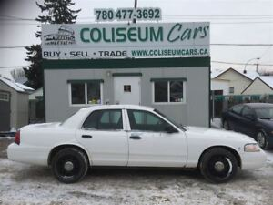 2008 Ford Crown Victoria Police Interceptor ,153KM