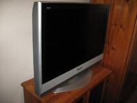 Panasonic LCD television 31 inch good condition from smoke free home seldom used