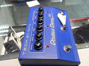 Tech 21 Double drive 3x Guitar pedal. We sell used Musical instruments. (#25437)