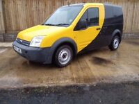 Transit Connect T2 1.8 tdci 2007 New shape only £1150 Christmas Bargain