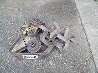 norlett rotavator spares