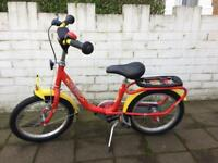 Puky Z6 Children Bike Red