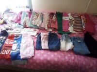 Girls bundle of clothes 2-3 years £4