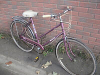 Raleigh Caprice Ladies Bike