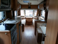 Swift Challenger 530 Year 2008: fully loaded incl motor mover, security, awning & more