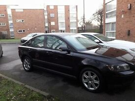 volvo s40 very good runner, black,