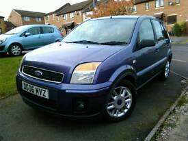 Ford Fusion Zetec Climate TDCI ** £30 A YEAR TAX ** NOW REDUCED PRICE