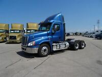 2014 Freightliner CASCADIA Heavy Spec Daycab
