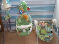 Baby Swing & Chair (Fisher Price) £30.00