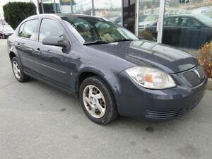 2008 Pontiac G5 5-SPEED SEDAN