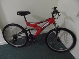 TRAX TF51 ADULT MOUNTAIN BIKE