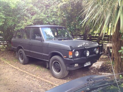 Land/Range rover classic for sale low kms  Frankston Frankston Area Preview