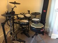 ROLAND TD15 DRUM KIT || WITH EXTRAS