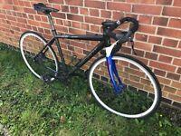 fixie race bike fixed gear single speed road bike