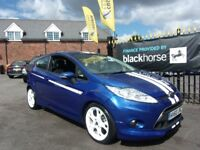 FORD FIESTA 1.6 S1600 3dr (blue) 2010