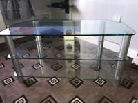 Three tier Entertainment Stand