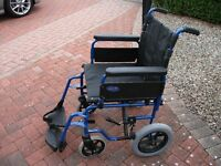Invacare Atlas Lite Lightweight Wheelchair