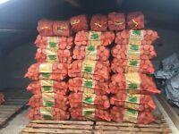Seasoned Hardwood Firewood Logs - Nets / sacks / bags - ready to burn